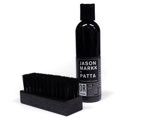 "GOODS  JASON MARKK PREMIUM SHOE CLEANING KIT ""PATTA"" ""LIMITED EDITION""  (JASONMARKK-0495)"