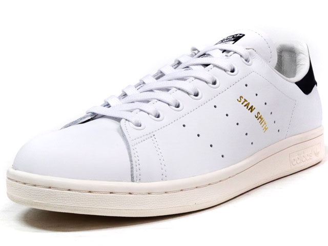 adidas  STAN SMITH WHT/NVY (AQ4651)