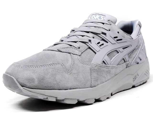 """ASICS Tiger  GEL-KAYANO TRAINER """"LIMITED EDITION"""" GRY/GRY (TQ6C0L-1313)"""