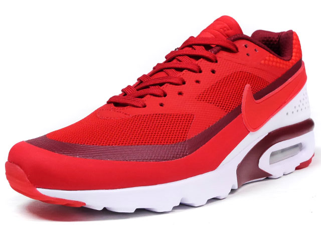 "NIKE  AIR MAX BW ULTRA ""LIMITED EDITION for ICONS"" RED/WHT (819475-616)"