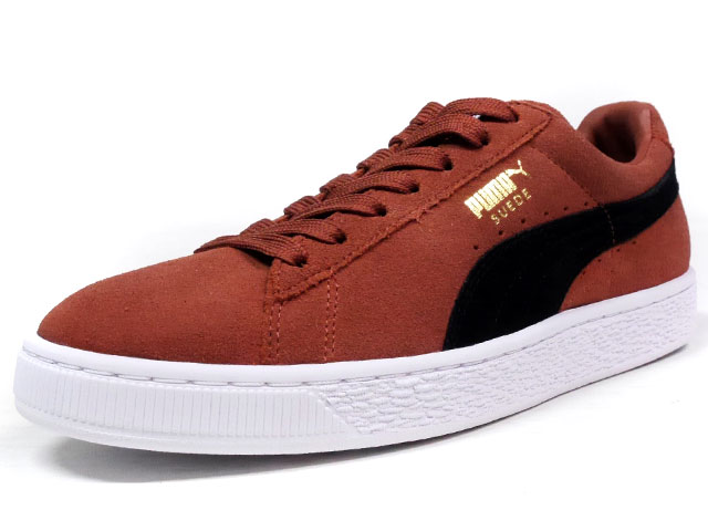 "Puma  SUEDE CLASSIC + ""LIMITED EDITION for D.C.4"" BRN/BLK (356568-76)"