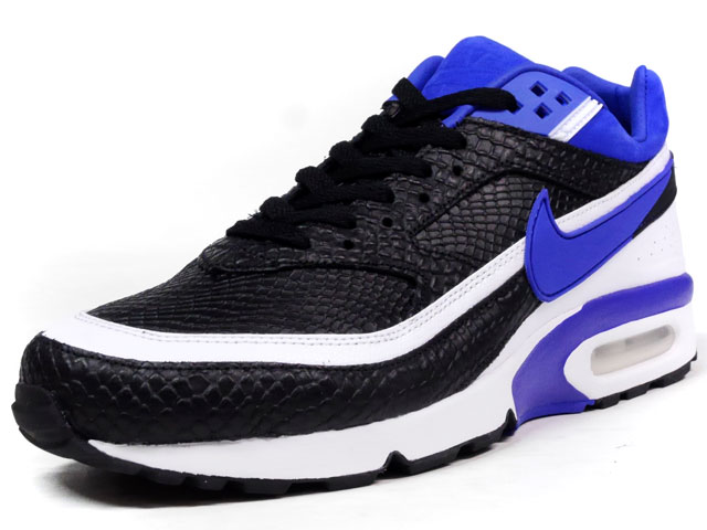 "NIKE  AIR MAX BW PREMIUM ""LIMITED EDITION for NSW BEST"" BLK/PPL/WHT (819523-051)"