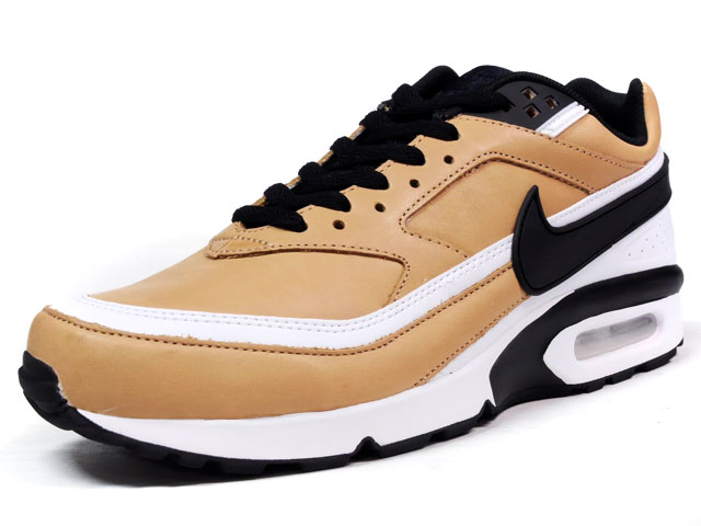 "NIKE  AIR MAX BW PREMIUM ""LIMITED EDITION for NSW BEST"" BGE/BLK/WHT (819523-201)"