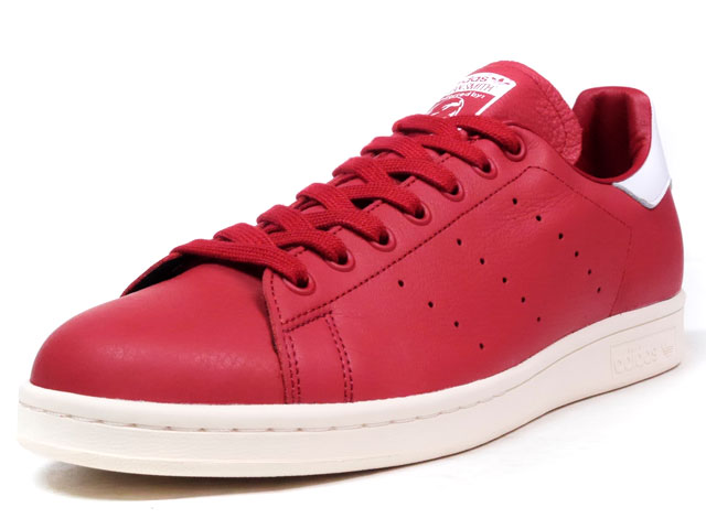 adidas  STAN SMITH CL RED/WHT (AQ4653)