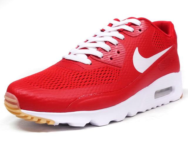 "NIKE  AIR MAX 90 ULTRA ESSENTIAL ""LIMITED EDITION for ICONS"" RED/WHT (819474-601)"