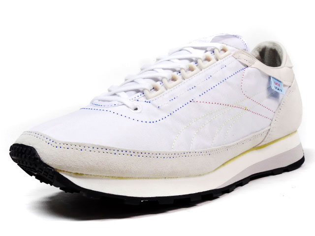 """Reebok  GS AZTEC """"GARBSTORE"""" """"LIMITED EDITION"""" WHT/GRY/BLK (V68949)"""