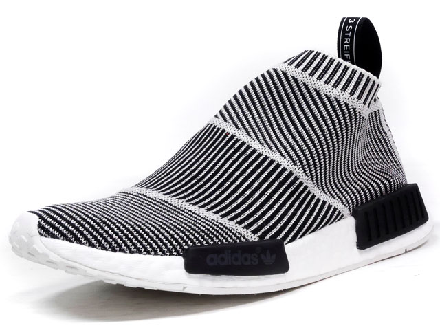 "adidas  NMD CITY SOCK PK ""LIMITED EDITION"" GRY/BLK/WHT (S79150)"