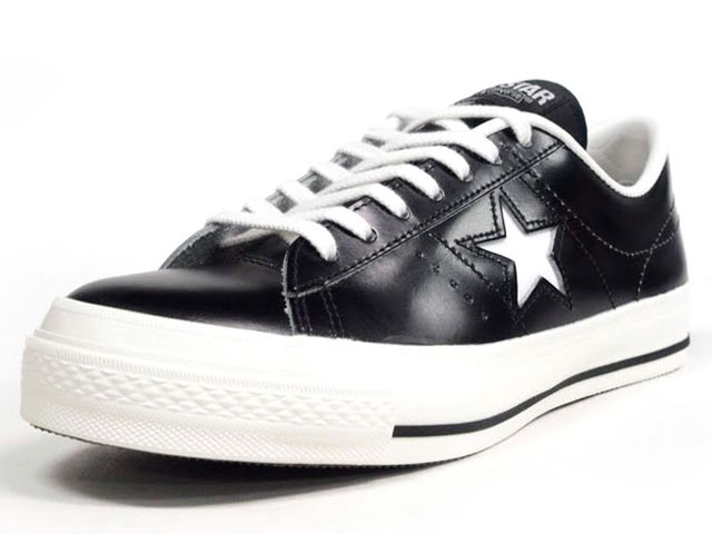 CONVERSE  ONE STAR J  BLK/WHT (32346511)