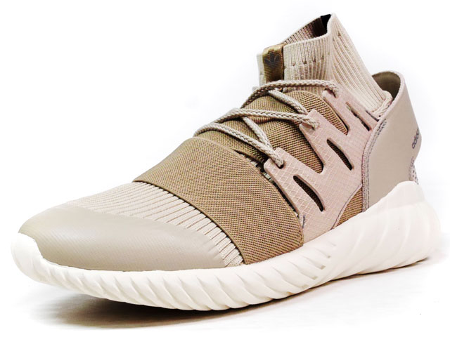 "adidas  TUBULAR DOOM PK ""SPECIAL FORCES"" ""LIMITED EDITION for CONSORTIUM"" BGE/WHT (BA8722)"