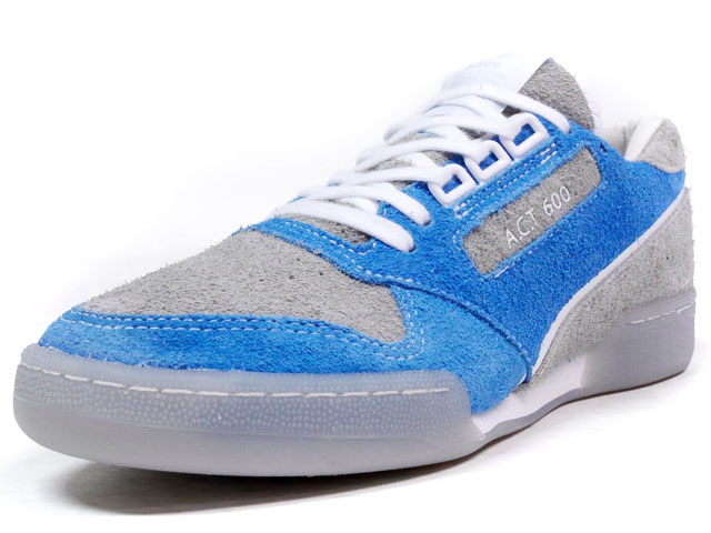 """Reebok  GS ACT 600 """"GARBSTORE"""" """"LIMITED EDITION"""" GRY/BLU/CLEAR (V69078)"""