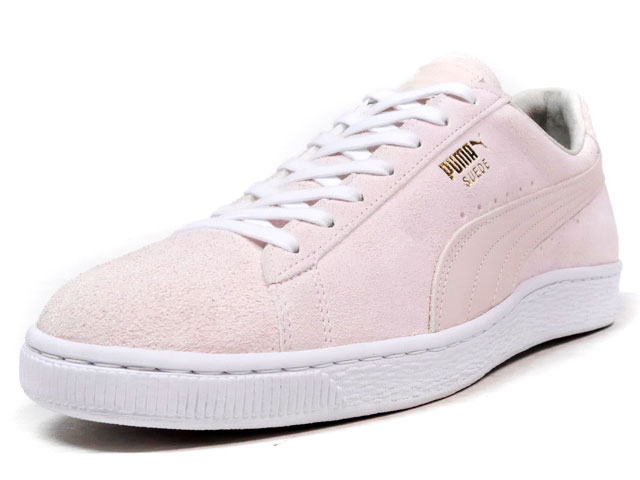 "Puma  JAPAN SUEDE SAKURA ""made in JAPAN"" ""LIMITED EDITION for 四季折々 COLLECTION"" PINK/WHT (363066-01)"