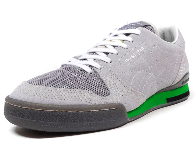 """Reebok  PHASE I PRO """"GARBSTORE"""" """"LIMITED EDITION"""" GRY/GRN/WHT (V69401)"""
