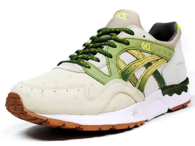 "ASICS Tiger  GEL-LYTE V ""PRICKLY PEAR"" ""FEATURE"" NAT/L..GRN/BGE/GUM (H52HK-1185)"