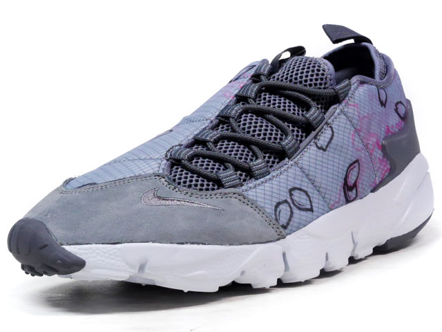 "NIKE  AIR FOOTSCAPE NM PREMIUM QS ""SAKURA"" GRY/PINK (846786-002)"