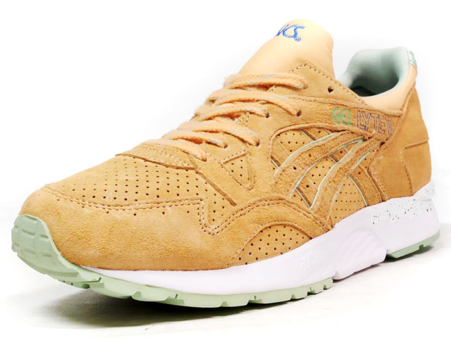 "ASICS Tiger  GEL-LYTE V ""APRIL SHOWER PACK"" ""LIMITED EDITION"" YEL/M.GRN/WHT (TQ604L-2828)"
