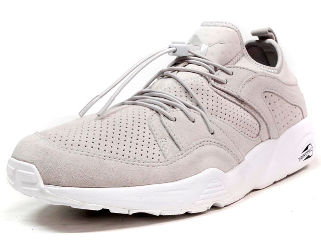 """Puma BLAZE OF GLORY SOFT """"LIMITED EDITION for D.C.5""""  GRY/WHT (360101-03)"""