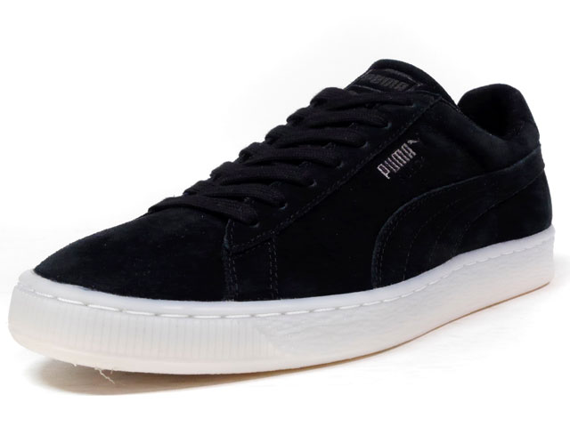 """Puma SUEDE CLASSIC COLORED """"LIMITED EDITION for D.C.4""""  BLK/WHT (360850-04)"""