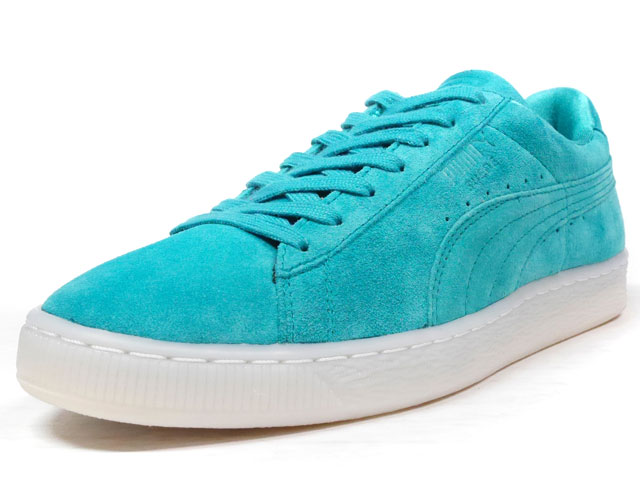"""Puma SUEDE CLASSIC COLORED """"LIMITED EDITION for D.C.4""""  GRN/WHT (360850-05)"""