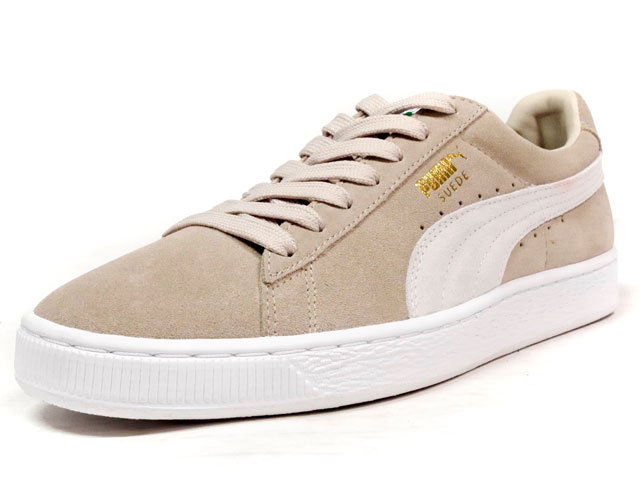 """Puma SUEDE CLASSIC + """"LIMITED EDITION for D.C.4""""  GRY/WHT (356568-80)"""