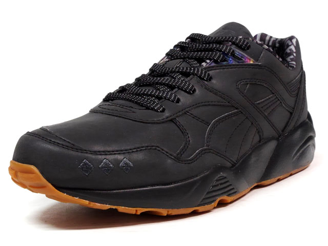 """Puma R698 REFLECTIVE """"ALIFE"""" """"LIMITED EDITION for D.C.5""""  BLK/BLK (359801-01)"""