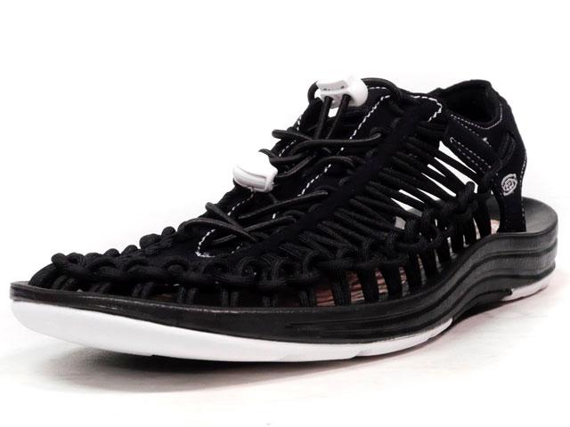 """KEEN UNEEK """"mita sneakers""""  BLK/WHT (1014884)"""