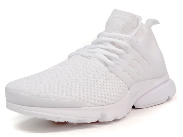 "NIKE AIR PRESTO ULTRA FLYKNIT ""LIMITED EDITION for NSW FLYKNIT""  WHT/WHT (835570-100)"