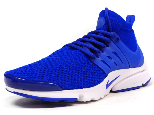 "NIKE AIR PRESTO ULTRA FLYKNIT ""LIMITED EDITION for NSW FLYKNIT""  BLU/WHT (835570-400)"