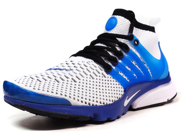 "NIKE AIR PRESTO ULTRA FLYKNIT ""LIMITED EDITION for NSW FLYKNIT""  GRY/BLU/BLK (835570-401)"