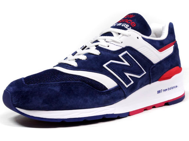 """new balance M997 """"made in U.S.A."""" """"LIMITED EDITION""""  CYON (M997 CYON)"""