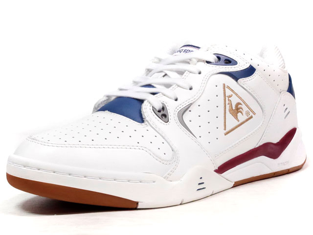 "le coq sportif LCS-T4000 ROYAL ""LIMITED EDITION for Le CLUB""  WHT/BLU/RED/GLD (1611314)"
