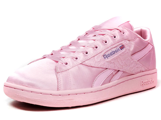 """Reebok NPC UK CN """"EXTRA BUTTER"""" """"YEAR OF COURT"""" """"LIMITED EDITION for CERTIFIED NETWORK""""  PINK/PINK (AR3732)"""