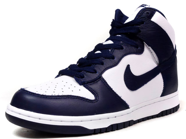 """NIKE DUNK RETRO QS """"UNIVERSITY OF ARIZONA"""" """"LIMITED EDITION for NONFUTURE""""  NVY/WHT (850477-103)"""
