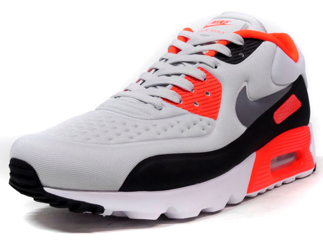 "NIKE AIR MAX 90 ULTRA SE ""LIMITED EDITION for ICONS""  GRY/RED/BLK/WHT (845039-006)"
