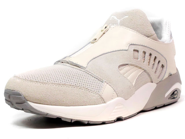 "Puma DISC ZIP FRENCH ""LIMITED EDITION for D.C.5""  O.WHT/GRY (361448-02)"