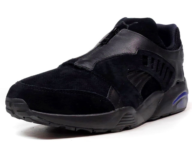 "Puma DISC ZIP FRENCH ""LIMITED EDITION for D.C.5""  BLK/BLU (361448-03)"