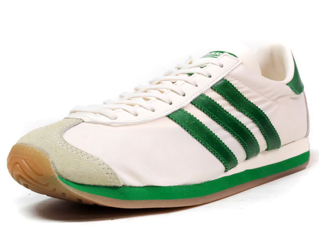 "adidas CNTRY OG ""LIMITED EDITION""  WHT/GRN/GUM (S32106)"