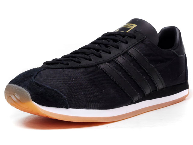 "adidas CNTRY OG ""LIMITED EDITION""  BLK/WHT/GUM (S32104)"