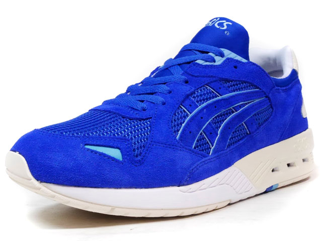 """ASICS Tiger GT-COOL XPRESS """"A day at the beach"""" """"Sneakersnstuff""""  BLU/PPL/WHT (H64NQ-7878)"""