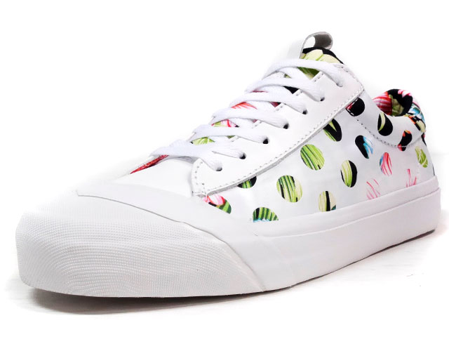 "LOSERS SCHOOLER LO ""INVERT DOTS"" ""CUSTOM MADE""  WHT/DOT (16SL03)"