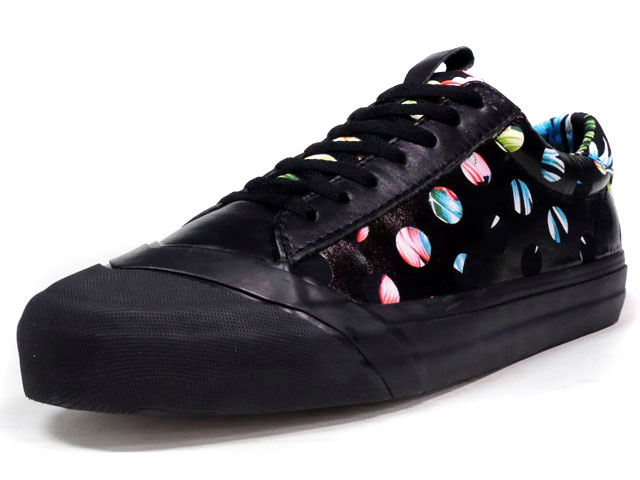"LOSERS SCHOOLER LO ""INVERT DOTS"" ""CUSTOM MADE""  BLK/DOT (16SL05)"