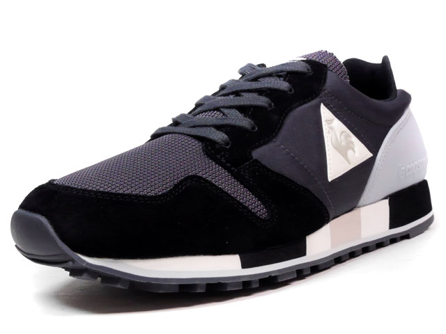 """le coq sportif OMEGA ORIGINAL """"OMEGA 30th ANNIVERSARY"""" """"LIMITED EDITION""""  BLK/C.GRY/GRY/WHT (1620114)"""