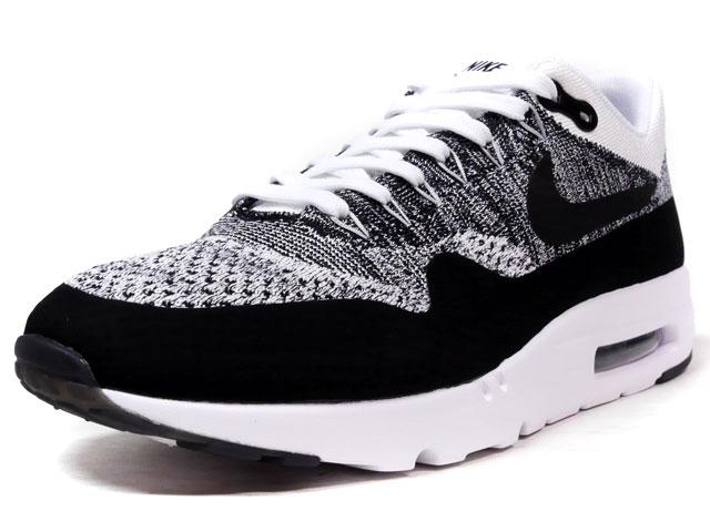 "NIKE AIR MAX I ULTRA FLYKNIT ""LIMITED EDITION for NSW FLYKNIT""  WHT/BLK (843384-100)"