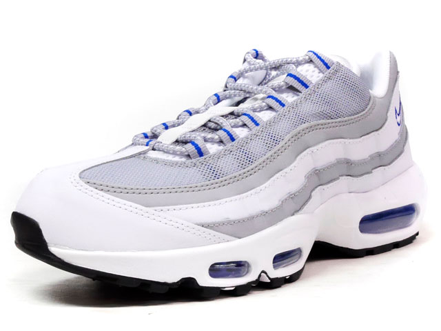 "NIKE AIR MAX 95 ESSENTIAL ""LIMITED EDITION for ICONS""  WHT/GRY/BLU (749766-104)"