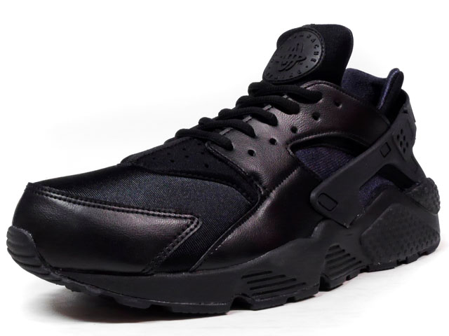 "NIKE (WMNS) AIR HUARACHE ""LIMITED EDITION for ICONS""  BLK/BLK (634835-012)"