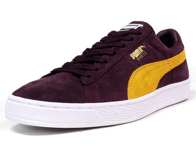 "Puma SUEDE CLASSIC + ""LIMITED EDITION for D.C.4""  BGD/GLD (356568-84)"