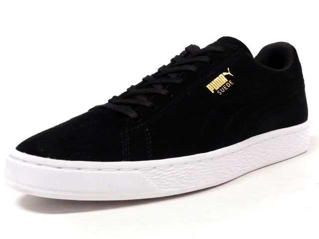 "Puma SUEDE CLASSIC + DEBOSSED ""LIMITED EDITION for D.C.4""  BLK/WHT (361097-04)"