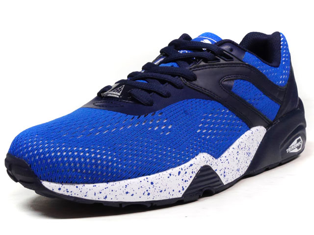 "Puma R698 ENG. MESH BLOCK ""LIMITED EDITION for D.C.4""  BLU/NVY/WHT (361925-03)"