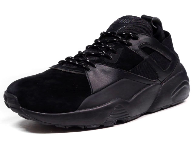 "Puma BLAZE OF GLORY SOCK CORE ""LIMITED EDITION for D.C.4""  BLK/BLK (362038-01)"