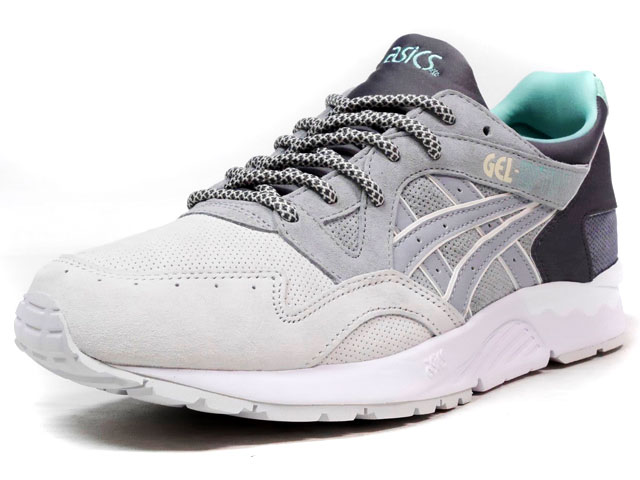 "ASICS Tiger GEL-LYTE V ""COBBLE PACK"" ""OFFSPRING""  L.GRY/GRY/D.GRY/M.GRN (H63VK-1111)"