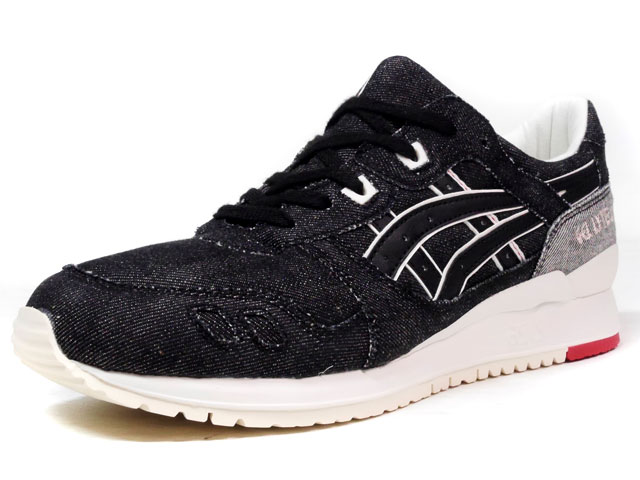 "ASICS Tiger GEL-LYTE III ""OKAYAMA DENIM PACK"" ""LIMITED EDITION""  NVY/WHT/RED (TQN6C0-9090)"